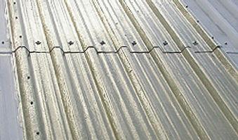 GRP Rooflight Refurbishment