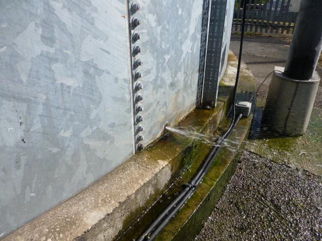 Covac | Case Study | Fire Sprinkler Tanks