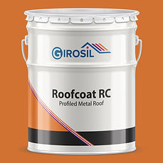 Girosil Roofcoat RC (Metal) Orange Tin.j