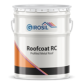 Girosil Roofcoat RC (Metal) Orange Tin C