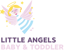 Little Angels Baby & Toddler Group Logo.