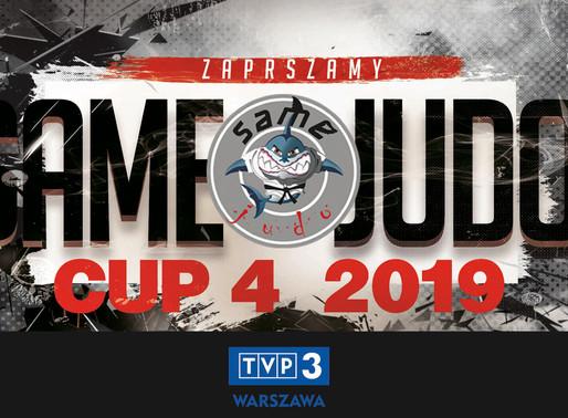 TVP 3 Warszawa o SameJudo CUP 4
