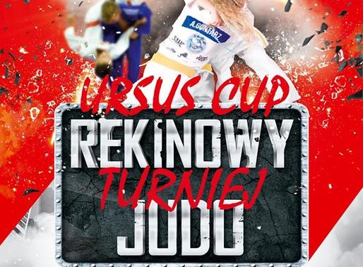 Rekinowy Turniej Judo Ursus CUP
