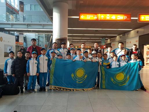 I kolejny klub z Kazachstanu już w Polsce ! WITAMY !