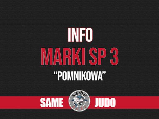 MARKI SP3 POMNIKOWA - INFO!