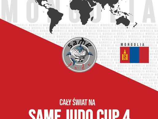 MONGOLIA NA SAME JUDO CUP 4 !