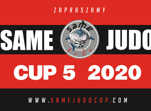 SameJudo CUP 5