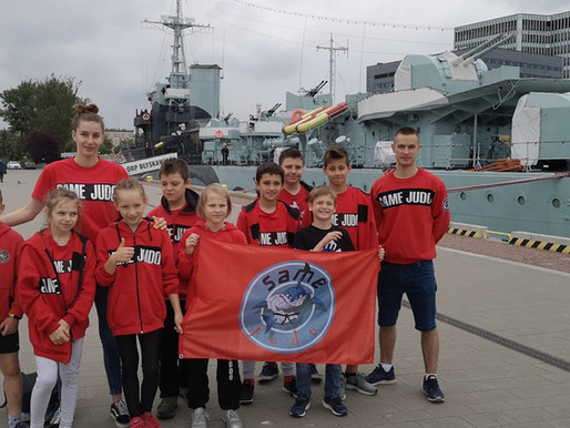 Baltic Judo Cup - mamy grad medali!