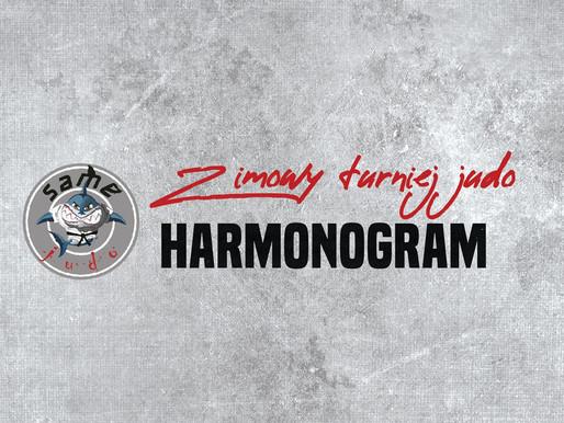 HARMONOGRAM ZAWODÓW ZIMOWYCH 15.12.2019