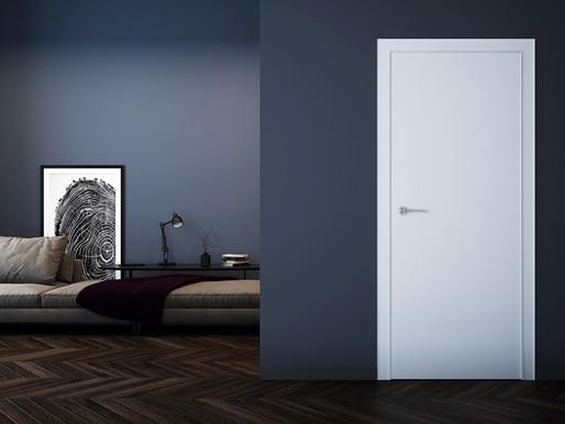 Białe drzwi – hit ostatnich lat.