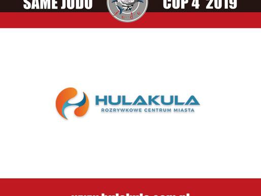 HULA KULA - KOLEJNYM PARTNEREM SAME JUDO CUP 4