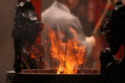 Taoist Temple Dragons Taiwan