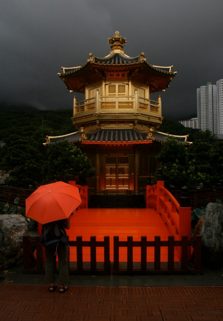 Hong Kong Golden Pagoda