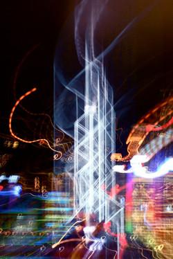 Hong Kong Dancing Lights