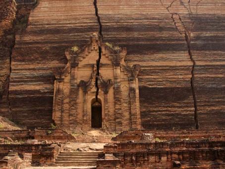 MinGun, Myanmar: 3 Awe-Inspiring Sites