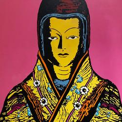 Nepalese Buddha