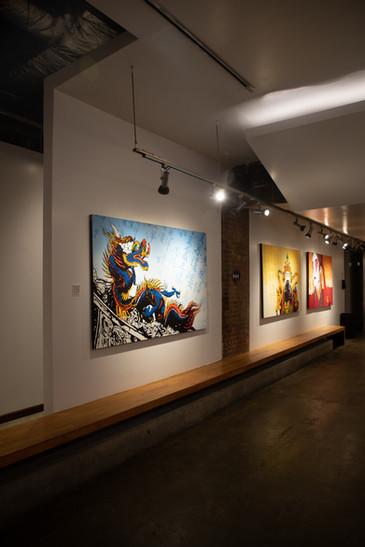 Solo Exhibition: Wanderlust, 2021