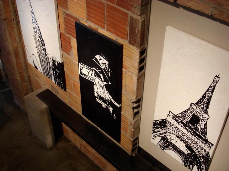 Solo Exhibition: Icon, 2014