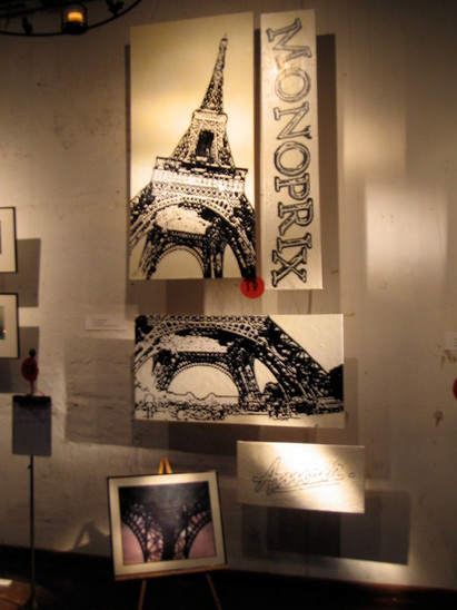 Group Exhibition: The Starving Artist Award, 2003