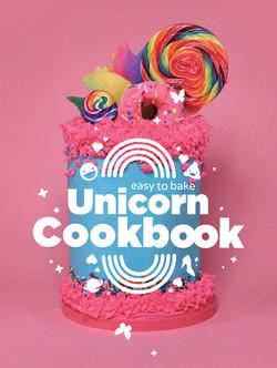 Easy to Bake Unicorn Cookbook