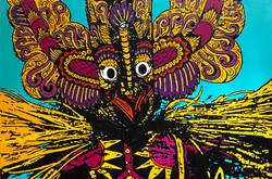 SriLanka Bird Dancer