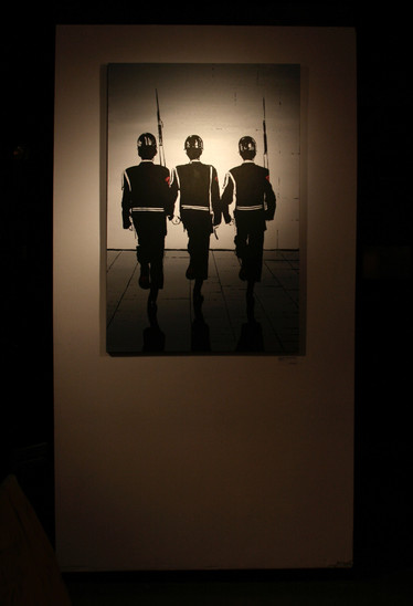 Solo Exhibition: Made in Taiwan, 2011