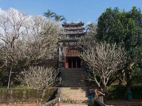 Hue, Vietnam: The Tomb Of Minh Mang