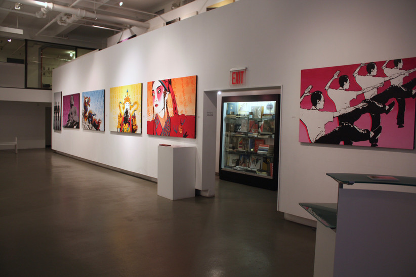Solo Exhibition: Spectacular Spectacular, 2011