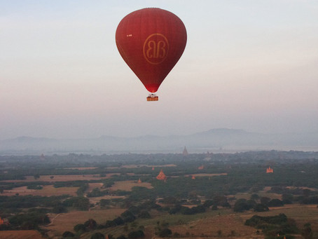 Should You Take A Balloon Ride In Myanmar?