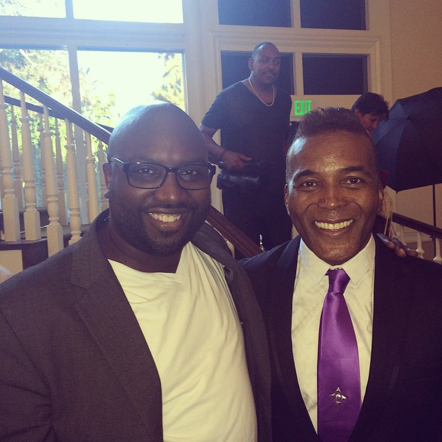 J.Michael O'Neal and Howard McCrary