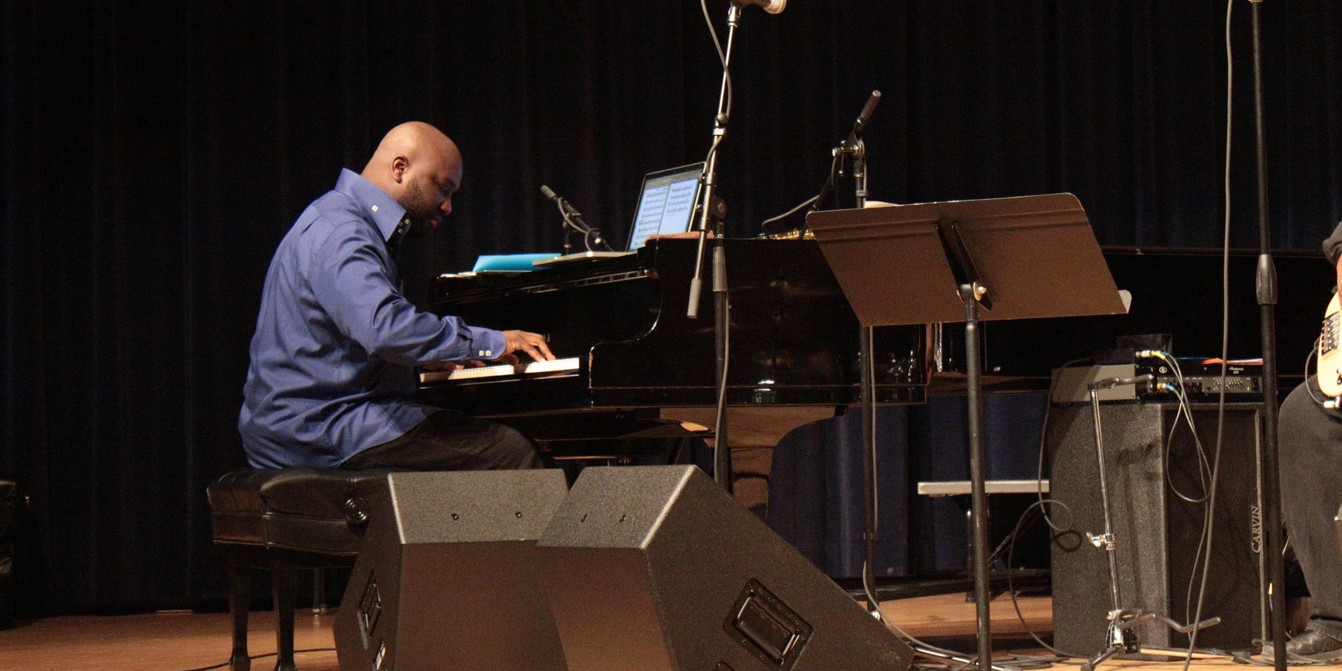 J.Michael O'Neal playing out in 2012.