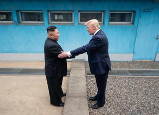 Trump and Kim Jong-un: Climbing the Diplomatic Ladder