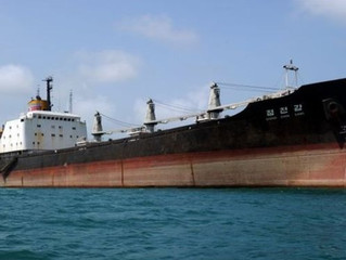 Seizure of the North Korean Vessel the Wise Honest by the U.S. Department of Justice