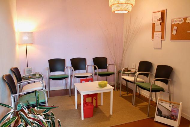 Sala d'espera