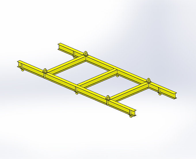 10T Lifting Frame - Daily Hire