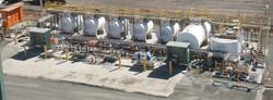 Blackwater Mine HVW Lube Facility - Panorama