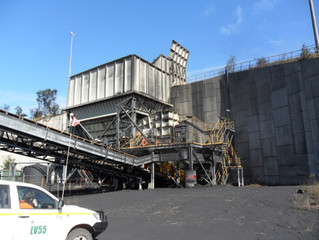 DUST SUPPRESSION SYSTEM - Manufacture and Install