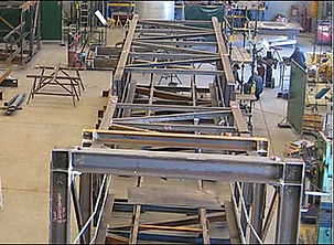 Fabrication - fully equipped workshop based in Paget