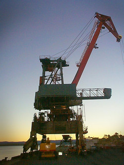 Temco Bell Bay - Machine Profile