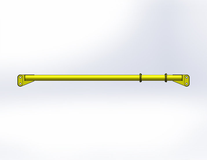 145T - Spreader Beam - Length 7985mm - Daily hire