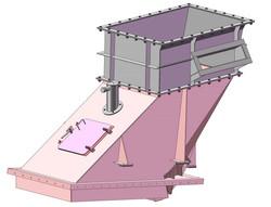 Conveyor Transition Chute - Abbot Point 2