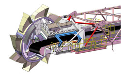 Blair Athol - Boom and Bucket Wheel - 2