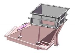 Conveyor Transition Chute - Abbot Point