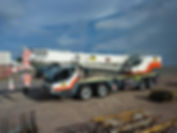 Cranes and Rigging - a variety of cranes available for dry and wet hire in Bowen Basin, Central Coast, North Queensland Australia