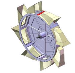 Blair Athol - Boom and Bucket Wheel - 4