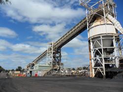Kestrel Drift Conveyor and 1000T Bin