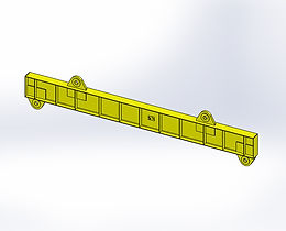 40T Lifting Beam - 5195 mm  Length - Daily Hire