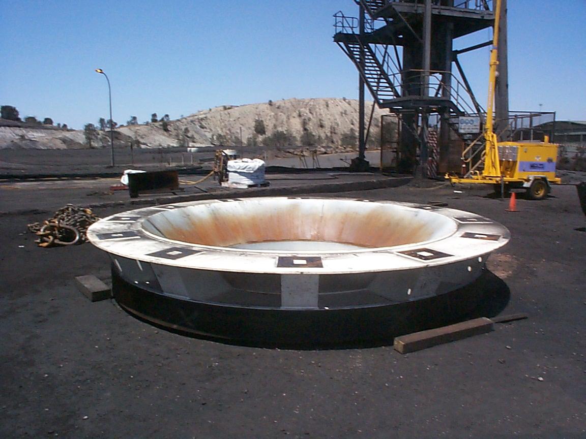 Rotary Breaker Barrels Blair Athol - 2