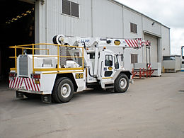20T Crane Hire - All Terrain Crane - Wet or Dry Hire