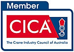 Member of CICA - The Crane Industry Council of Australia